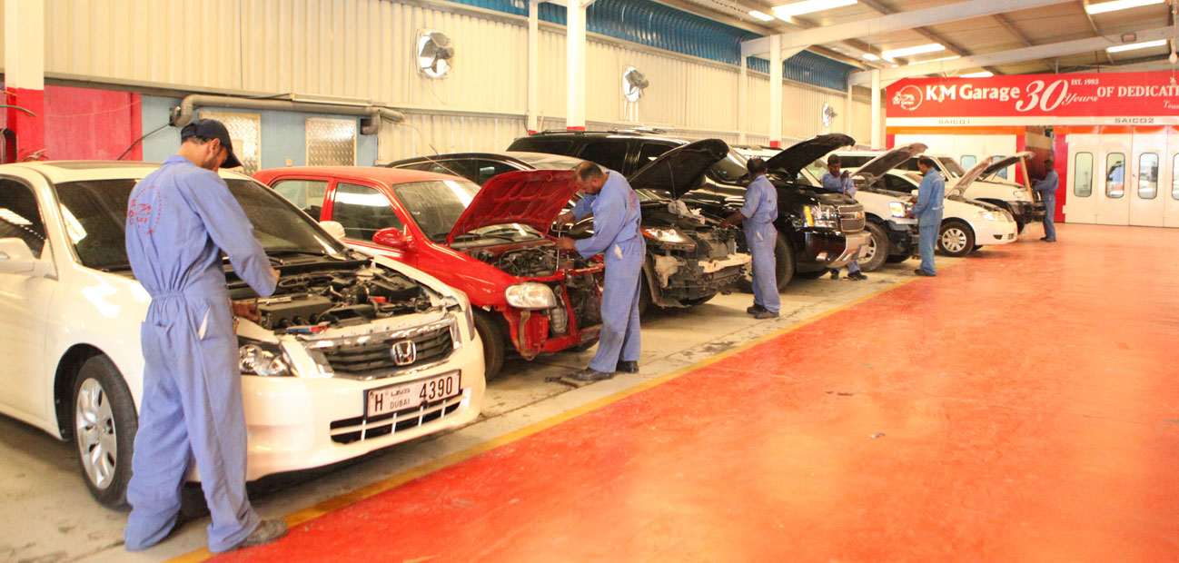 How to choose the best Car service Workshop in Dubai